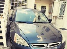 Automatic Honda Accord 2007