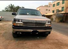 Used condition Chevrolet Tahoe 2002 with  km mileage