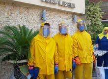افضل شركة نظافة وتعقيم وتطهير في الشيخ زايد واكتوبر والمهندسين والدقي والعبور 01152233611