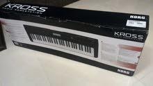 korg kross 61 workstation. mint condition