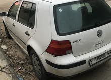 Automatic White Volkswagen 2004 for sale