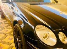 For sale Mercedes Benz E500 car in Abu Dhabi