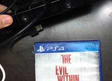 ps4 camera & the evil withen