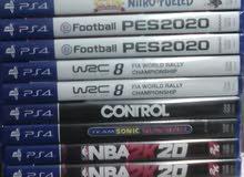 PES20 WRC8 CONTROL NBA2k20