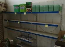 عدة محل مجمدات للبيع