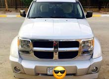Gasoline Fuel/Power   Dodge Nitro 2007