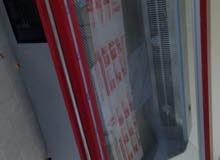ثلاجة عرض للحوم استخدام شهر