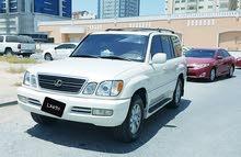 Lexus LX Used in Ajman