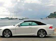 BMW M6 car is available for a Week rent