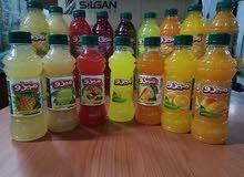 عصير ميزو 250 ملي.30 حبه ف الكرتون .بلاستيك