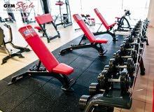 أجهزة رياضية خاصة بالاندية الرياضية جديدة صناعة اوروبية للبيع