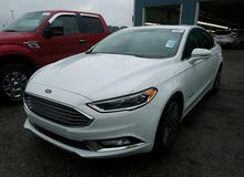 2018 Ford Fusion for sale in Zarqa