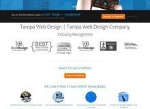 مصمم مواقع ومبرمج تطبيقات محترف