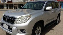 Toyota Prado 2012 For sale - Silver color