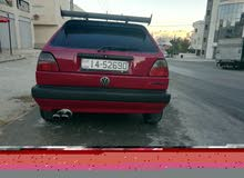 Manual Volkswagen 1989 for sale - Used - Amman city