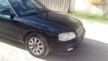 Black Kia Optima 2002 for sale