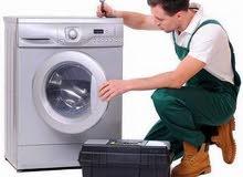 لصيانة غسالات الملابس والثلاجات المنزلية