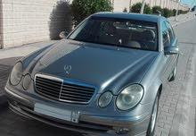 2003 (Mercedes E240 (Avantgarde