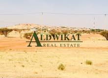 اراضي للبيع في الاردن - عمان  - الجيزة ,مساحة الارض 1000م