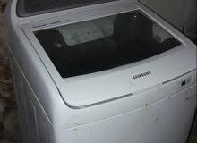 غسالة سامسونج فول اوتوماتيك للبيع استعمال نظيف السعر 400
