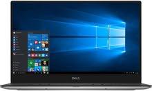 Dell XPS 13 Laptop - Intel Core i7-8550U, 13.3-Inch FHD, 256GB, 8GB, Eng-Arb-KB, Windows 10, Silver