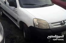Manual White Peugeot 2003 for sale