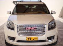 Gasoline Fuel/Power   GMC Acadia 2014