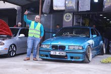Used condition BMW M Coupe 1998 with 110,000 - 119,999 km mileage