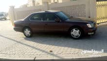 For sale 1995 Maroon LS
