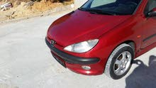 Used condition Peugeot 206 1998 with +200,000 km mileage