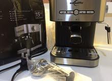 ماكينة صنع القهوة والاسبريسو جدييد