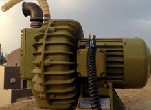 مضخة ماطور فاكيوم صناعيه Vacuum Pump Blower , المانية الصنع ماركةRIETSCHLE