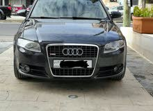 Gasoline Fuel/Power   Audi A4 2008