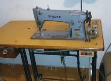 ماكنة خياطة صناعية Singer