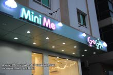 3D letters LED Sign boards and Printing
