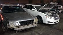 تشليح بن راشد لقطع غيار السيارات الامريكية