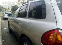 2002 Used Santa Fe with Automatic transmission is available for sale