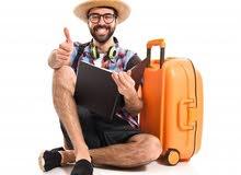 مطلوب موظف حجز في منطقه السياحية 0925541413(فايبر)