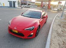 Used condition Scion FR-S 2015 with 0 km mileage