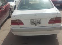 اللبيع سياره مرسيدس  مودل 2001