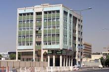 مكاتب للايجار 120 و 240م على الضباب