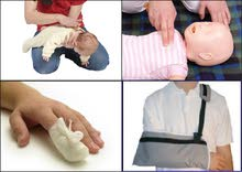 BASIC FIRST AID CPR & AED