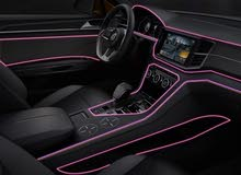 أضواء ديكور داخلي للسيارات