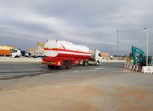 Tanker semi trailer 12000 Gallons for sale