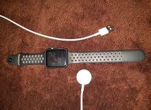 ساعة أبل للبيع      3 apple watch series