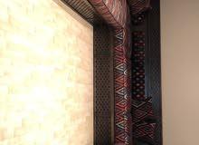 قعدة عربية للبيع في عبدون بجانب نقابة المقاولين للانشاءات الهندسية بسعر مناسب تفصيل جيد