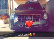 Used Cadillac CTS for sale in Amman