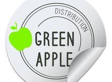 مطلوب لشركة جرين ديستربيوشن لتجارة وتوزيع المواد الغذائية .. مندوبي مبيعات لفرع الشركة بالجيزة