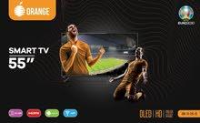 شاشات تلفزيون جديدة شركة ORANGE