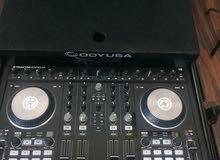 DJ Console/controller traktor S4 with flight case BHD 650. call 35105428.